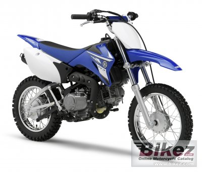 2008 Yamaha TT-R110E