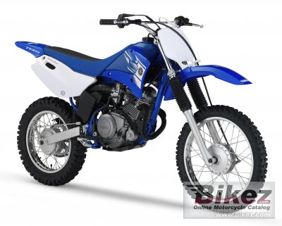 2008 Yamaha TT-R125E