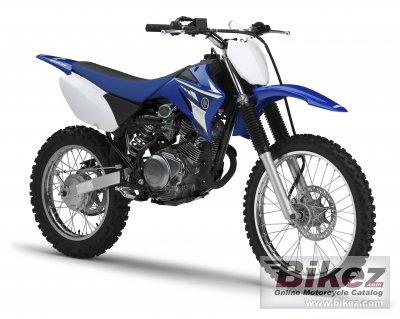 2008 Yamaha TT-R125L