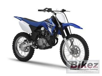 2008 Yamaha TT-R125LE