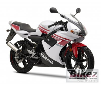 2008 yamaha tzr 50 specifications and pictures. Black Bedroom Furniture Sets. Home Design Ideas