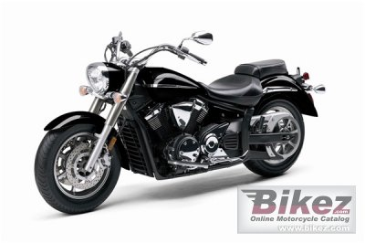 2008 Yamaha V Star 1300 specifications and pictures