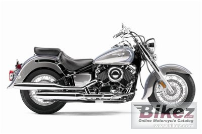 2008 Yamaha V Star Classic specifications and pictures