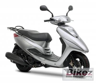 Yamaha Vity  Specifications