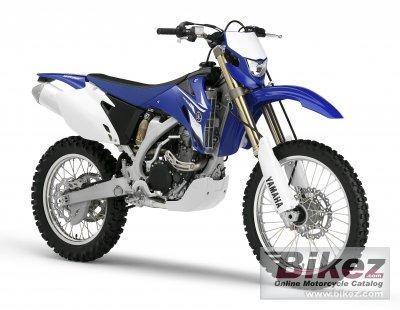 2008 Yamaha WR250F