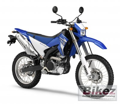 2008 Yamaha WR250R specifications and pictures