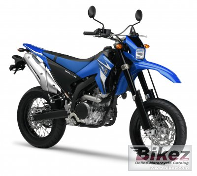 2008 Yamaha WR250X specifications and pictures