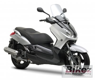2008 yamaha x max 125 specifications and pictures. Black Bedroom Furniture Sets. Home Design Ideas
