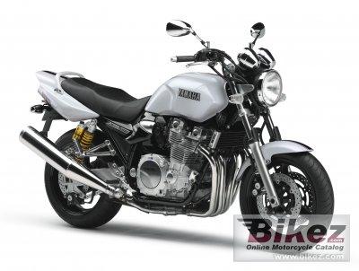 2008 Yamaha XJR1300