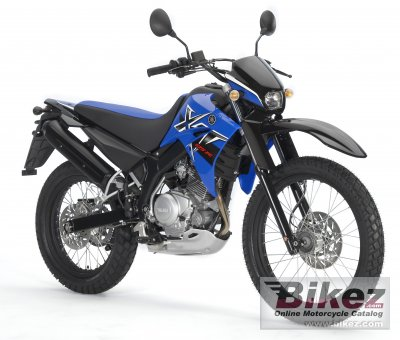 2008 Yamaha XT125R