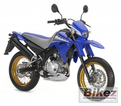 2008 Yamaha XT125X