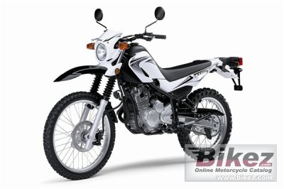 2008 Yamaha XT250 specifications and pictures