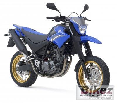 2008 Yamaha XT660X