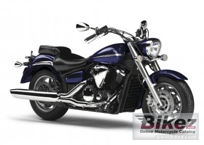 2008 Yamaha XVS1300A Midnight Star