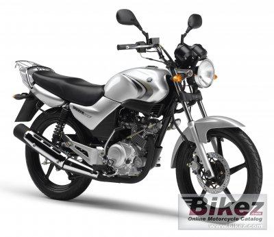 2008 Yamaha YBR125