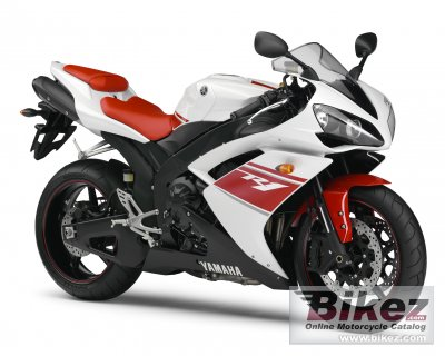 2008 Yamaha YZF-R1 specifications and pictures