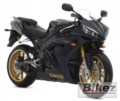 2008 Yamaha YZF-R1SP
