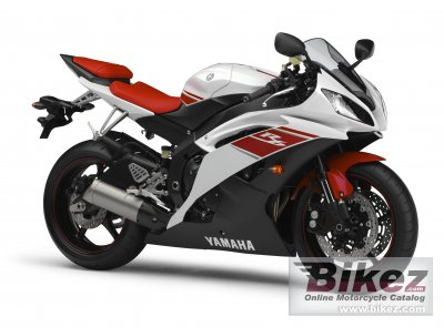 2008 Yamaha YZF-R6 specifications and pictures