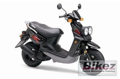 2008 Yamaha Zuma