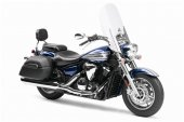 2009 Yamaha V Star 1300 Tourer photo