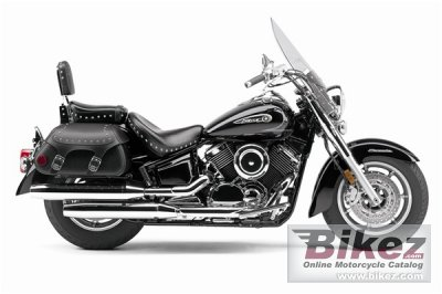2009 Yamaha V Star 1100 Silverado photo