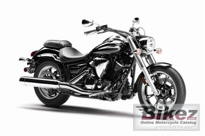 2009 Yamaha V Star 950 photo