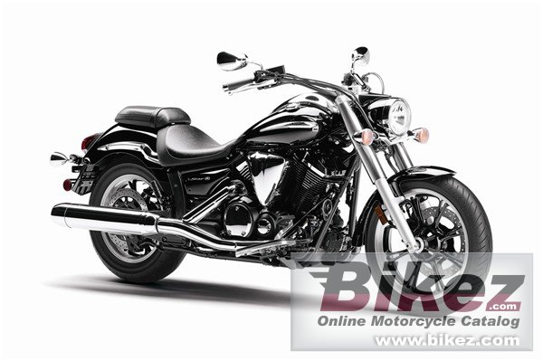 Big Yamaha v star 950 picture and wallpaper from Bikez.com
