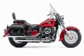 2009 Yamaha V Star Silverado photo