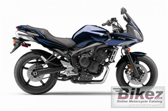 2009 Yamaha FZ6 photo