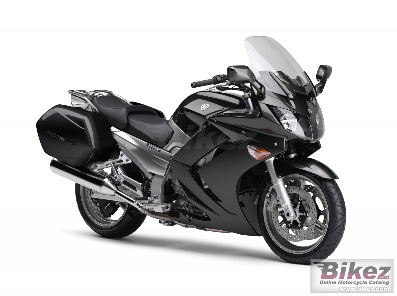Big Yamaha fjr1300a picture and wallpaper from Bikez.com
