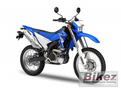 2009 Yamaha WR250R photo