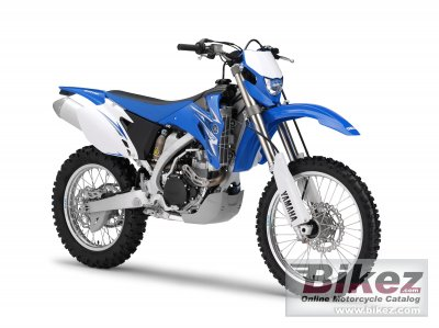 2009 Yamaha WR450F photo