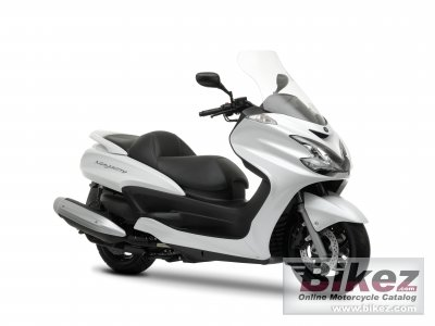 2009 Yamaha Majesty photo