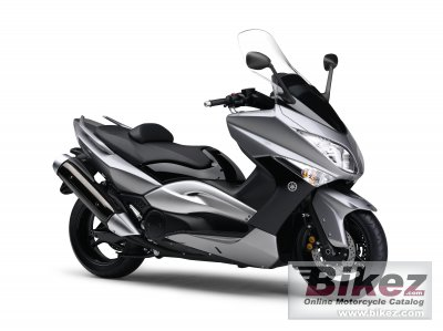 2009 Yamaha TMAX photo
