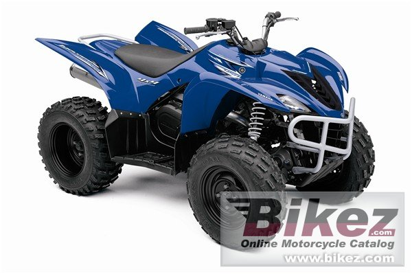 Big Yamaha wolverine 450 auto 4x4 picture and wallpaper from Bikez.com