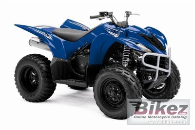 2009 Yamaha Wolverine 350 photo