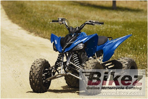 Yamaha atv raptor 250