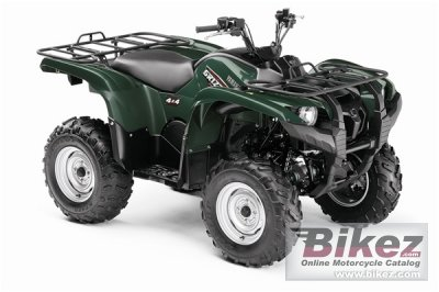 2009 Yamaha Grizzly 700 FI Auto 4x4 photo
