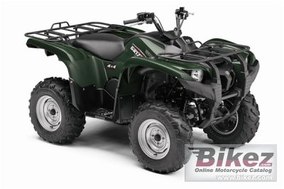 2009 Yamaha Grizzly 550 FI Auto 4x4 photo