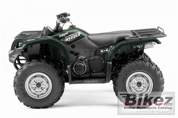 Yamaha grizzly 450 auto 4x4 irs for 2009 yamaha grizzly 450 value