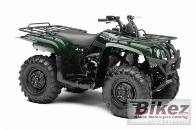 2009 Yamaha Big Bear 400 4x4 IRS photo