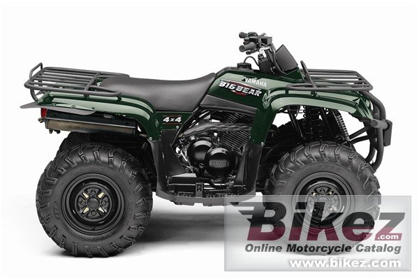 Yamaha big bear 400 4x4 irs
