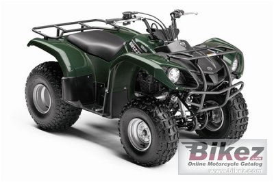 2009 Yamaha Grizzly 125 Automatic photo