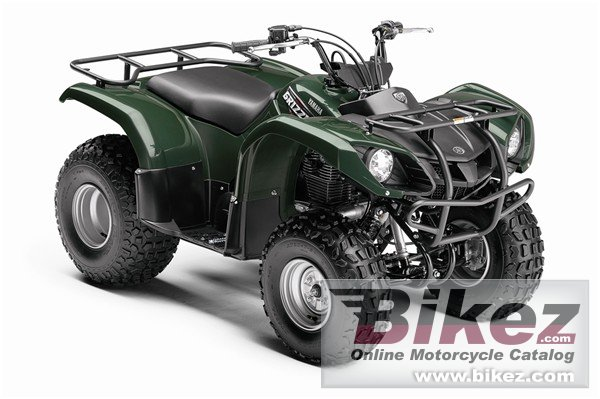 Yamaha Grizzly 125 Automatic