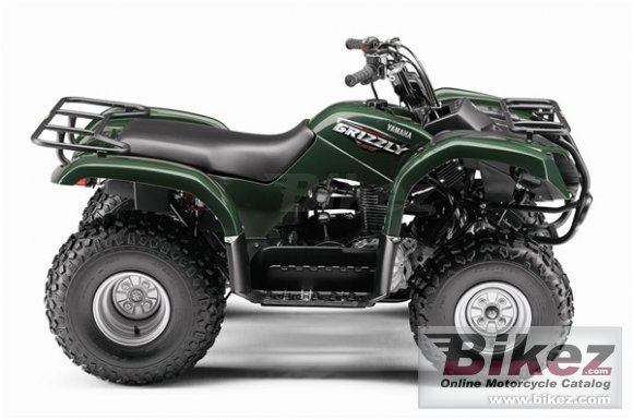 2009 Yamaha Grizzly 125 Automatic