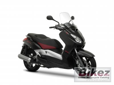 2009 Yamaha Black X-Max 250 photo
