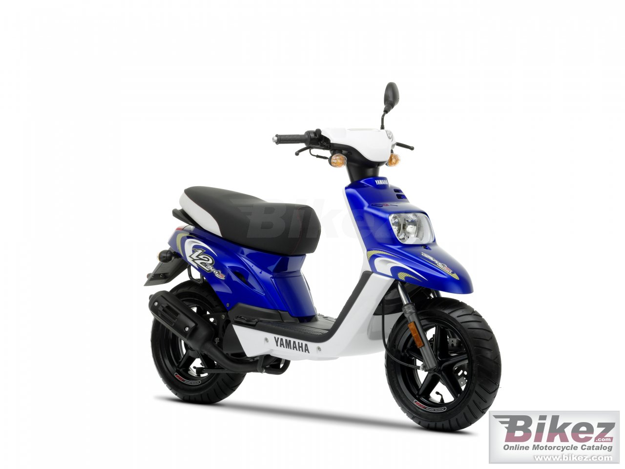 Big Yamaha bws 12inch picture and wallpaper from Bikez.com