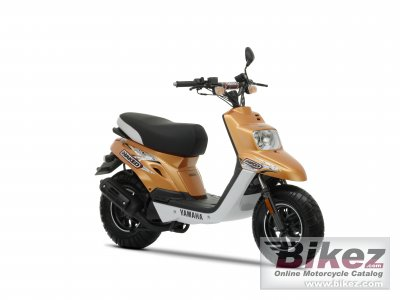 2009 Yamaha BWs Naked photo