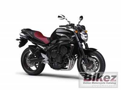 2009 Yamaha FZ6 S2 ABS photo