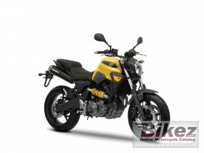 2009 Yamaha MT-03 photo